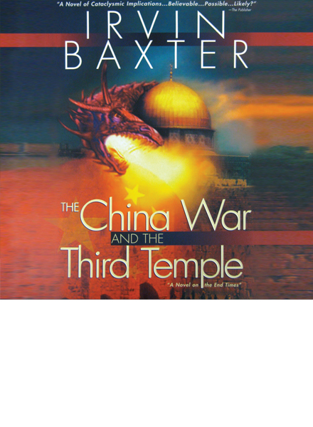 China War and the Third Temple Book CD