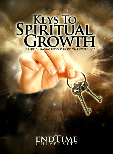 Keys to Spiritual Growth Companion Workbook PDF Download