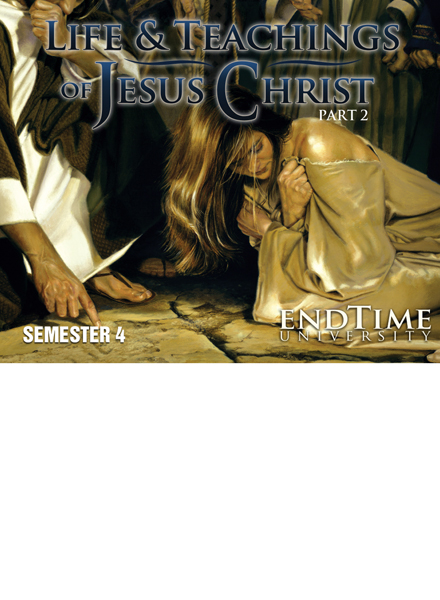 The Life and Teachings of Jesus Christ Part 2 (13 Lessons) Video Downl