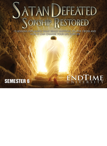 Satan Defeated, Sonship Restored (13 Lessons) Video Download