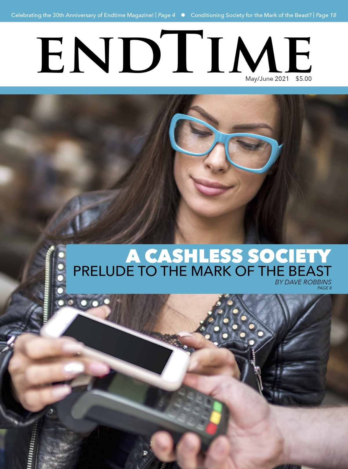 2021 Issue 3 Endtime Magazine