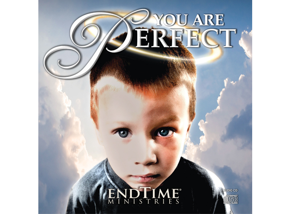 You Are Perfect CD