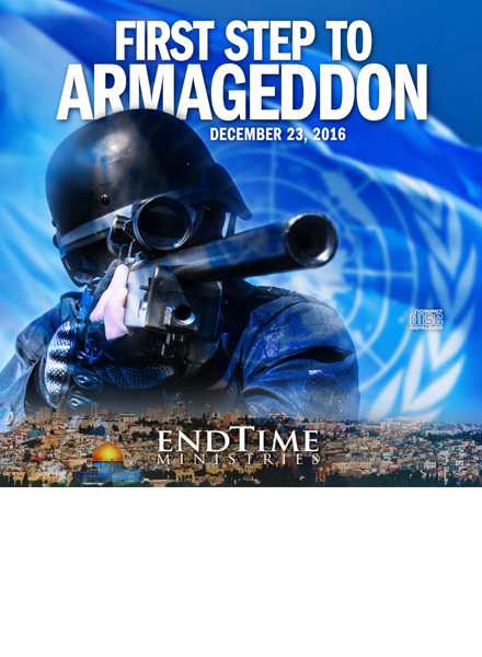 First Step to Armageddon Audio Download