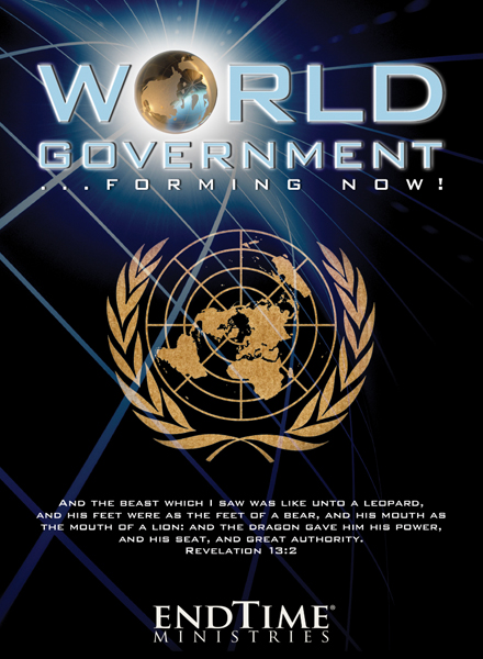 World Government Forming Now DVD