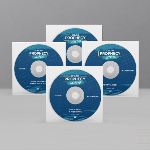 Online Prophecy Weekend 4-DVD Bundle