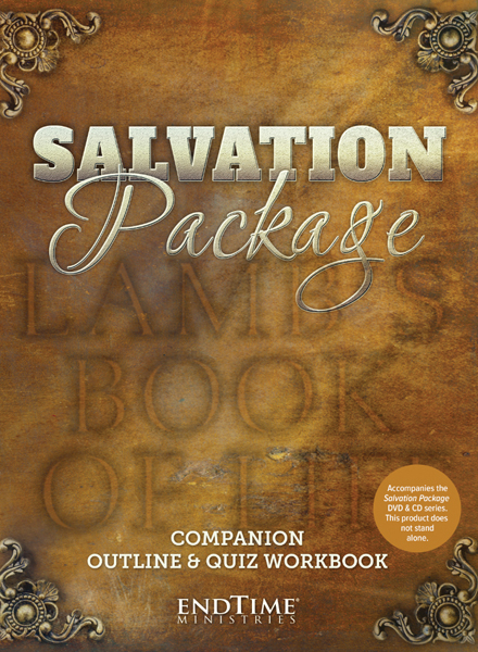 Salvation Package Companion Workbook PDF Download