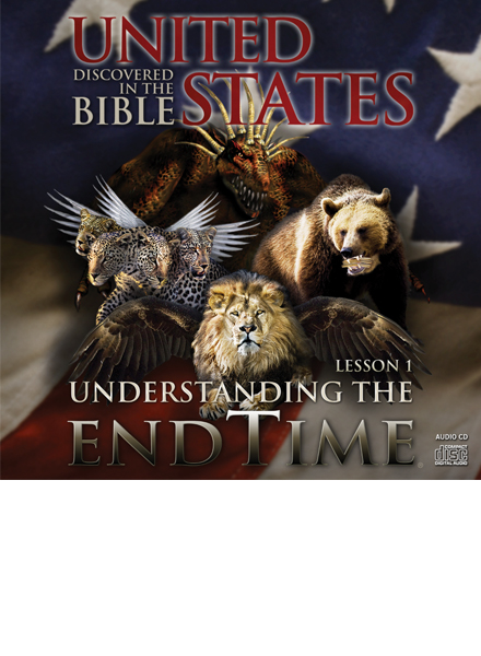 United States Discovered in the Bible CD