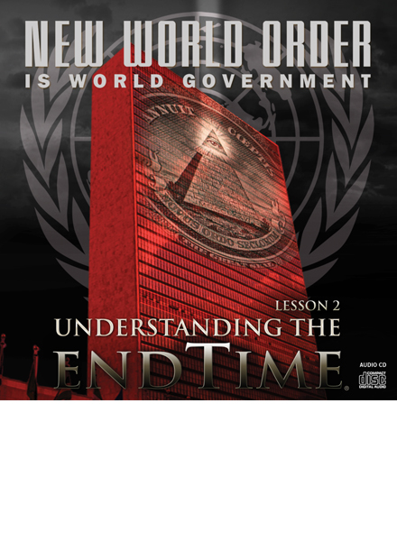 New World Order Is World Government CD