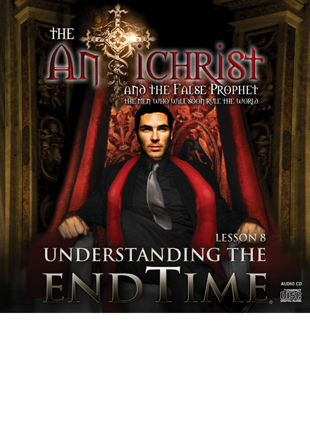 The Antichrist and The False Prophet CD