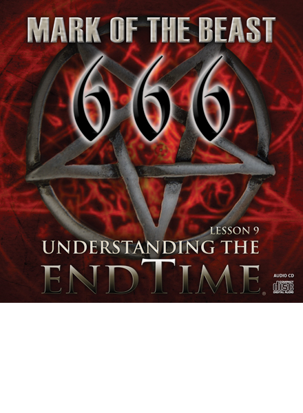 666 Mark of the Beast CD