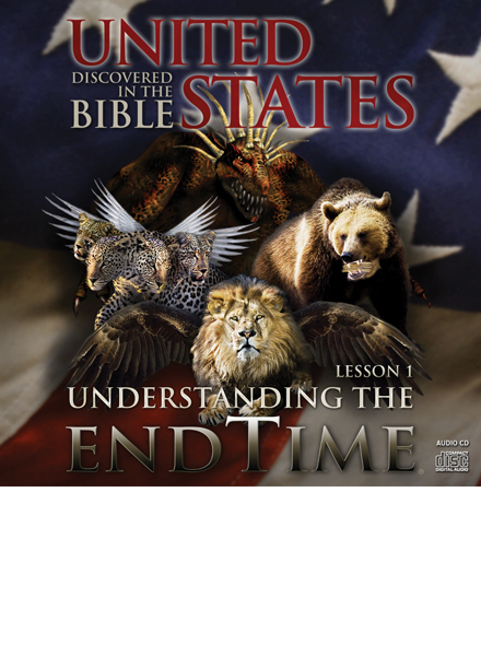 United States Discovered in the Bible Hebrew Audio Download