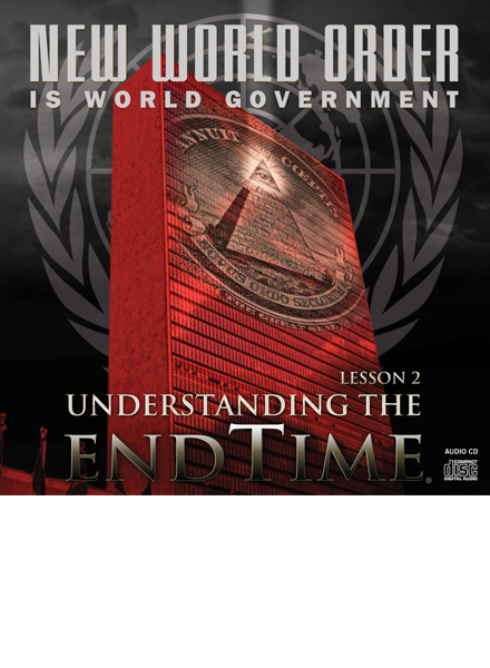 New World Order Is World Government Audio Download