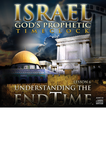 Israel God's Prophetic Time Clock Italian Audio Download