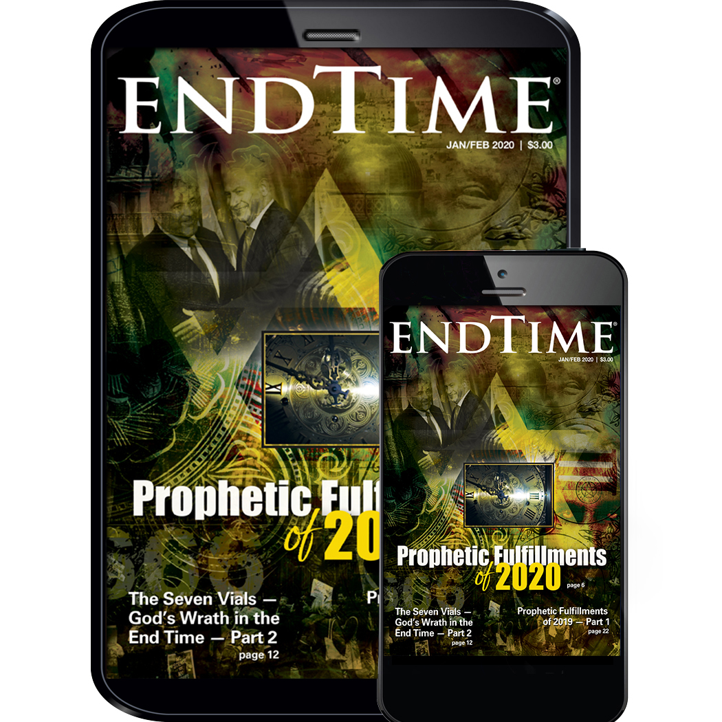Endtime Magazine Digital Subscription