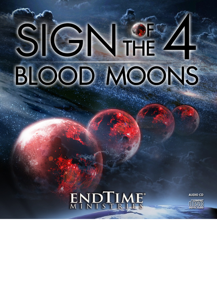 Sign of the 4 Blood Moons CD