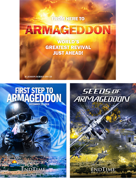 The Armageddon Collection Package