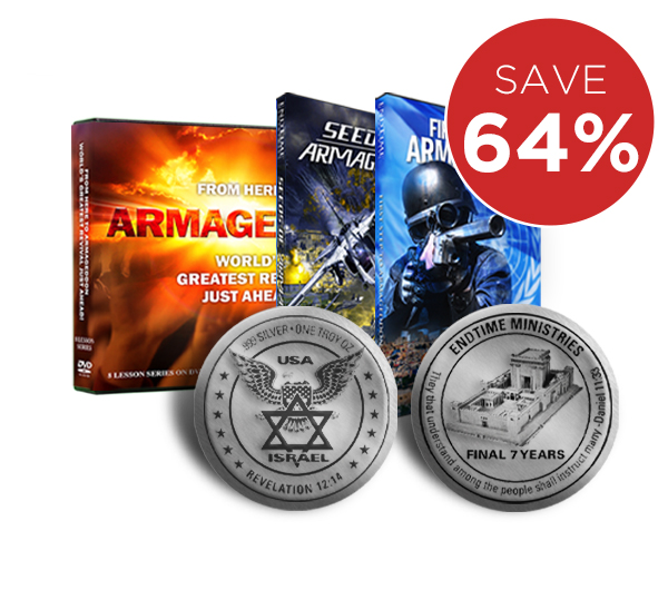 The Armageddon Collection plus Coin