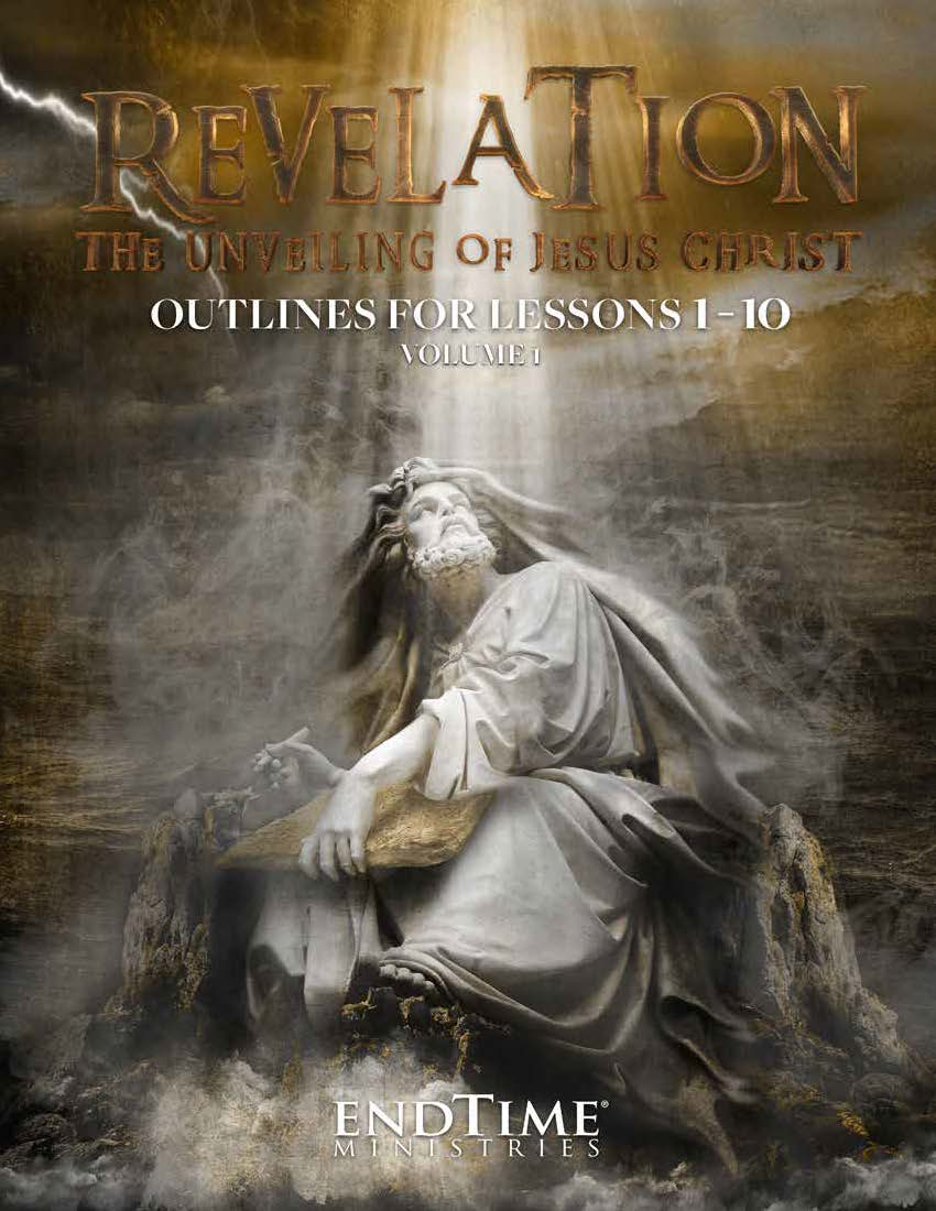 Revelation: The Unveiling Of Jesus Christ Volume 1 Companion Workbook