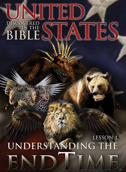 United States Discovered in the Bible DVD
