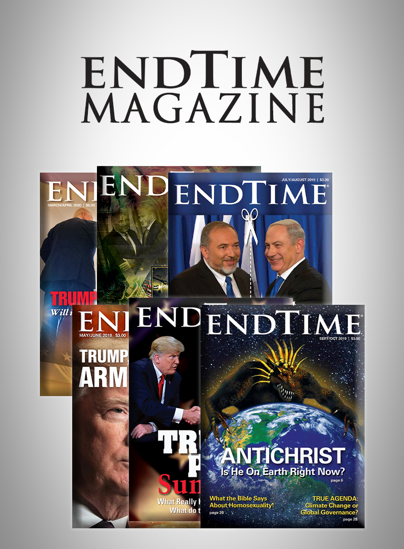 Endtime Magazine Subscription (U.S. Subscribers)
